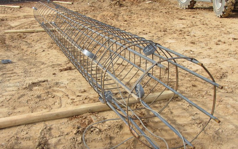 Reinforcing Steel Cage