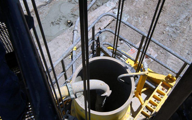 DeWaal Pile Concrete Pumping