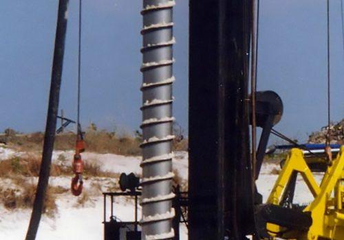 Morris-Shea Partial Displacement Pile