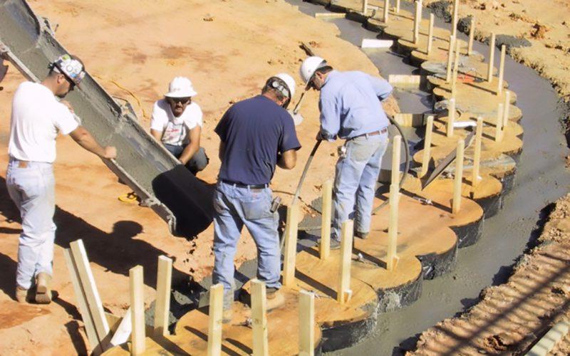 Morris-Shea Secant Pile Wall