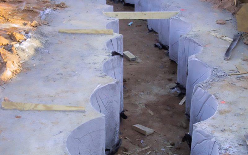 Secant Walls Template
