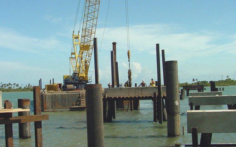 Pier Foundation Installation