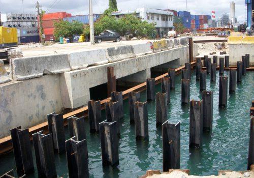 Morris-Shea Driven Pile Deep Foundation