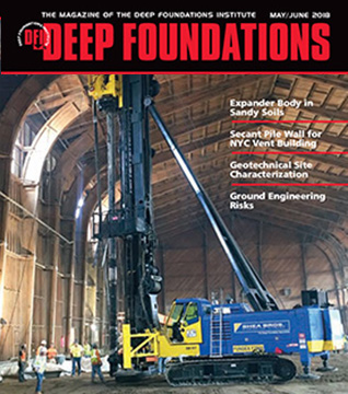 Deep Foundations Morris-Shea articlee