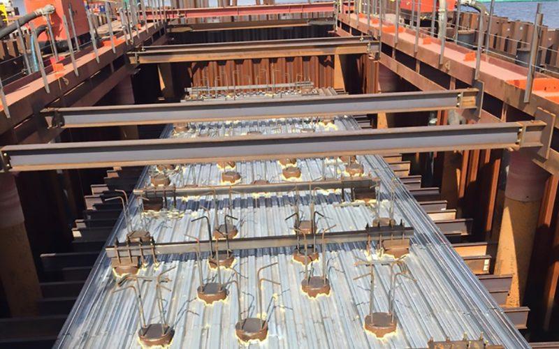 Morris-Shea Cofferdam Construction
