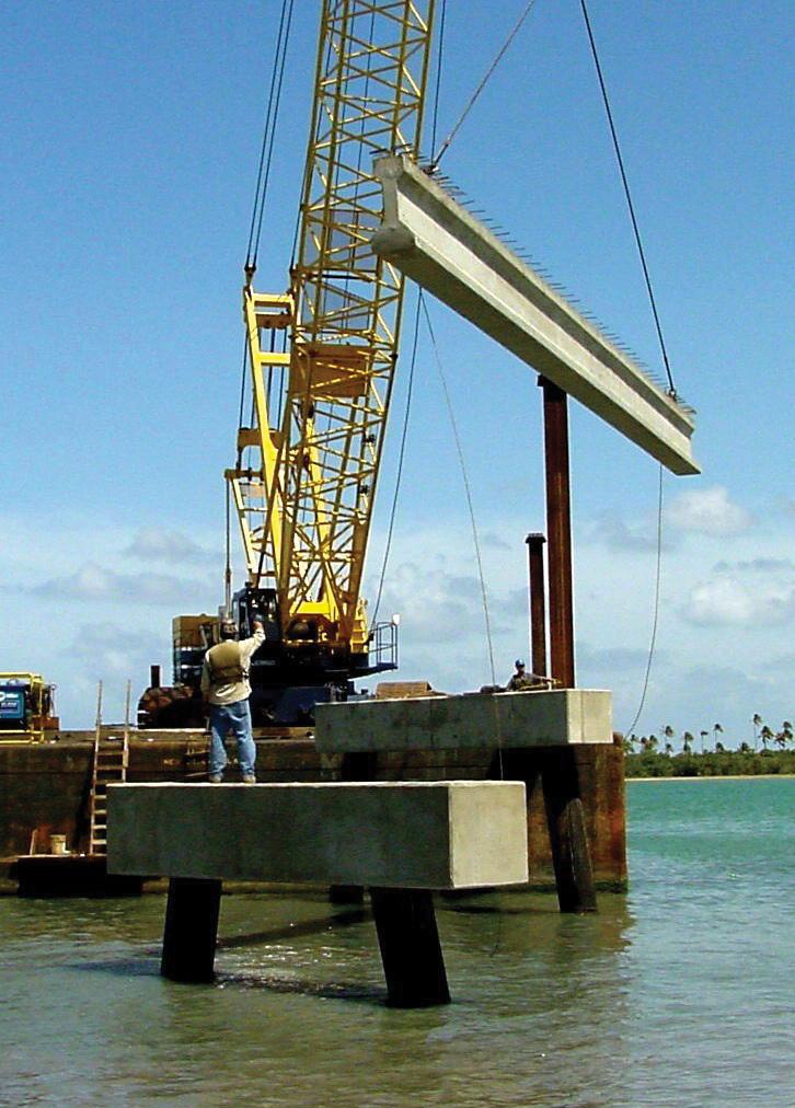 marine foundation
