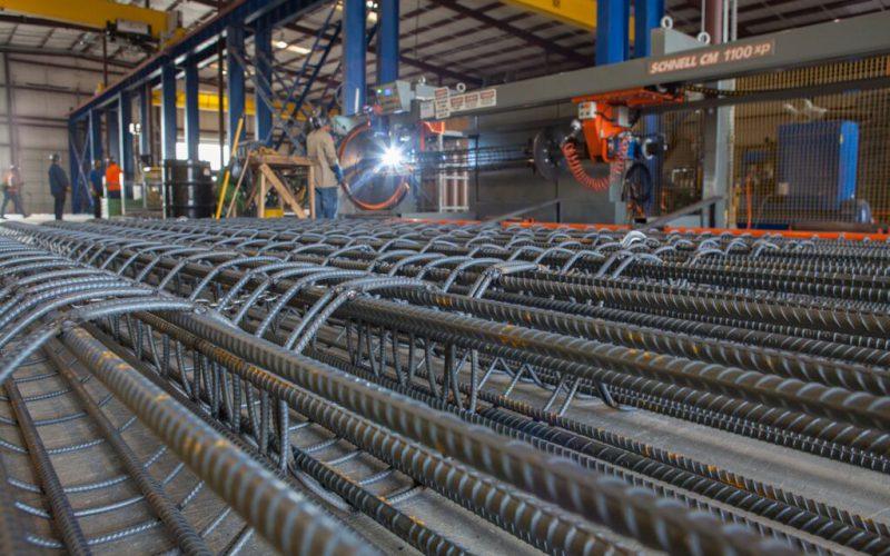 Reinforcing Steel Cage