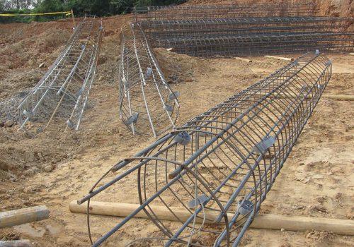 Morris-Shea Reinforcing Steel Cages