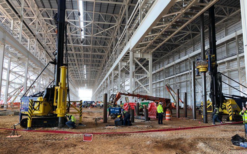 Morris-Shea Novelis Plant Expansion