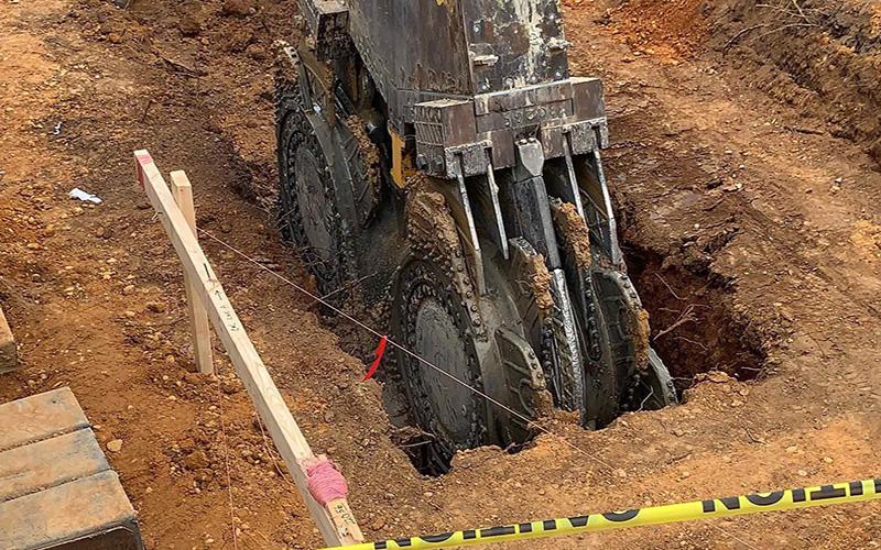 Cutter Soil Mixing Tool