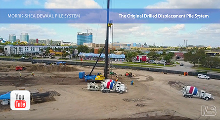DeWaal Pile System video