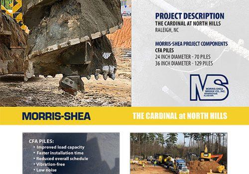 Morris-Shea CFA Pile